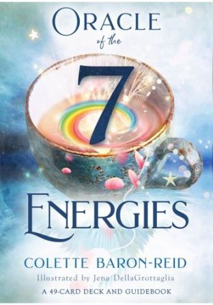 Colette Baron-Reid - Oracle of the 7 Energies - 49 Card Deck & Guidebook